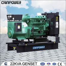 30% discount 22 KVA Cummins Diesel Generator(20kW-2000kW) KTA50-GS8