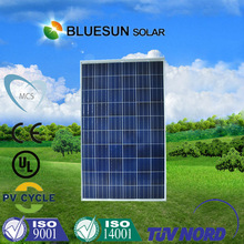 Bluesun high quality 250w polysilicon solar panel China made JA solar cell