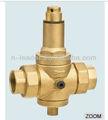 J-513 bronze válvula redutora de pressão