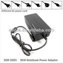 100W universal delta electronics ac adapters