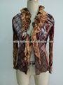 Mujeres de la blusa diseños para mujer de la alta calidad tapas atractivas