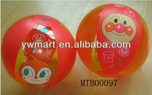 Hot sale animal inflatable glow beach ball