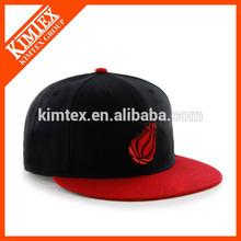 new fashional acrylic embroidery baseketball cap