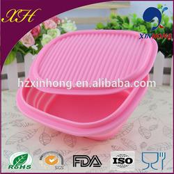 Creative Design Silicone Lunch Box / Food Container COL-02