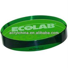 2015 Wholesale Custom Clear Solid Acrylic Block/acrylic Polish Paperweights