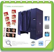 Producto caliente expendedora Photo Booth máquina para el partido alquiler boda servicio