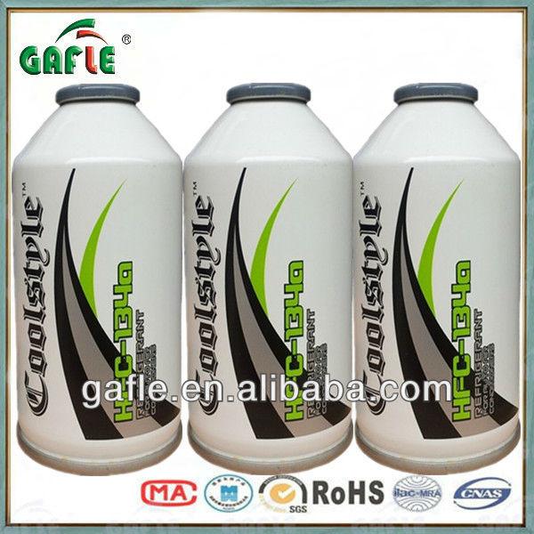 car r134a refrigerant gas long life
