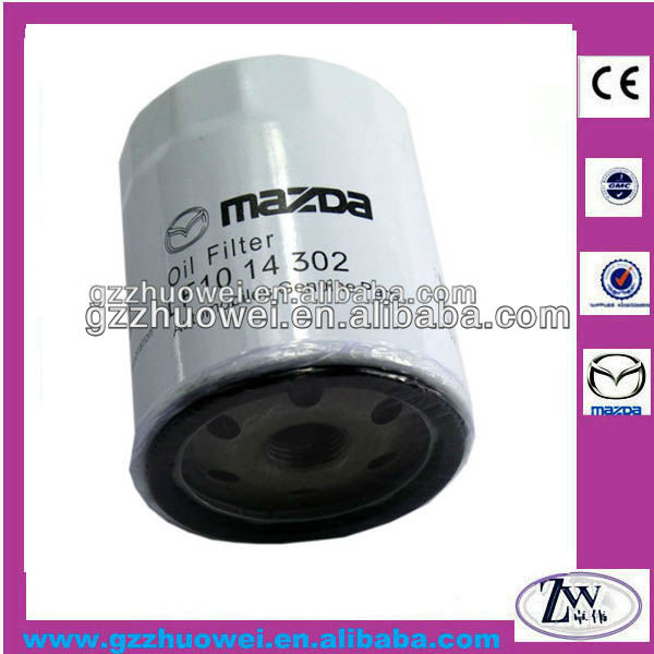 FOR Mazda 3 6 tribute Lubrication System Car Oil Filter LF10-14-302