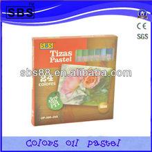 24 color oil pastel basics/drawong
