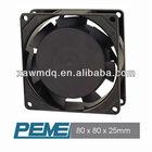 commonwealth rotary fan fp-108ex-s1-b ac 220/240 v 8025