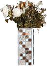 flower vase floral vase