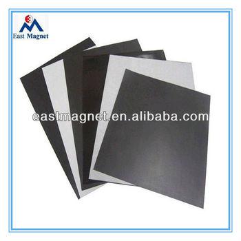 EM-RU001 Flexible A4 Rubber Magnetic Sheet
