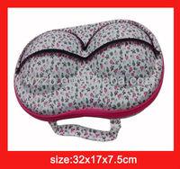 Easy carry EVA bra case,travel bra case,cases for bra.