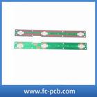 Flexible black pcb smd led strip
