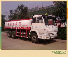 XSJ5251TGY Fracturing Tanker Truck