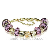 love mother's day gift jewelry great handwork gifts High end Bead Bracelets