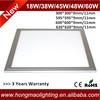 60*60 cm Newest German manufacturing process smd3014 led panel light 60*60cm