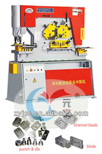 Q35Y hydraulic iron worker, ironworker, sheet metal