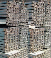 Q235 SS400 A36hot rolled steel channel/x 2 steel channel