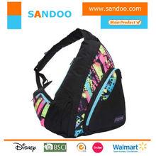 lead safe heat transfer graphic triangle bag