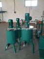 Jinhui recauchutado de neumáticos usados de la máquina- mezclador de mortero