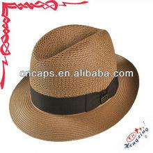 Dobbs Madison Milan Fedora mens straw hat