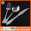 Dinner knife fork spoon