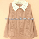 13STC5033 woolen sweater designs for girls