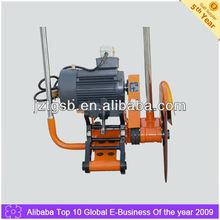 rail electric power cutting machine/rail saws