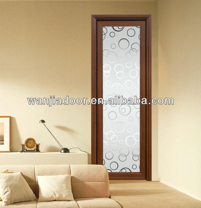 Single door design bedroom door designs foshan wanjia for Bedroom door designs