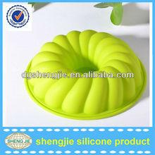 FDA cake mold mooncake mold silicone pudding mold