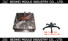 plastic office chair base mould