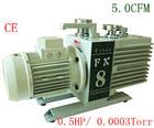 single voltage rotary vane vacuum pump