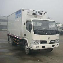Refrigerated Van Truck 4*2 2-3T Diesel Engine cooling vans