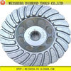 "6"" dry diamond cup wheel for angle grinders"