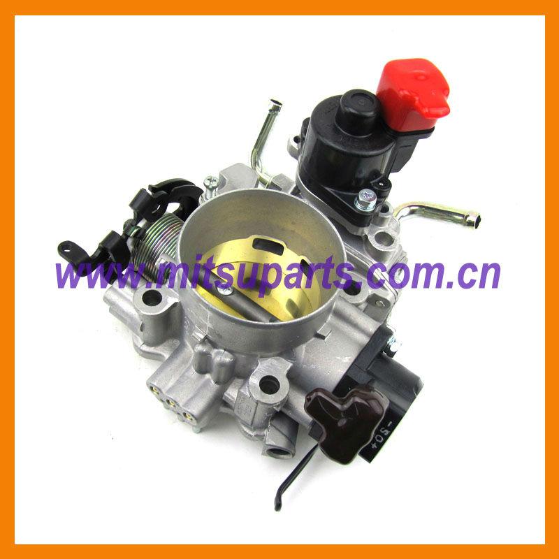 Throttle body assembly for mitsubishie pajero sport v6 v23
