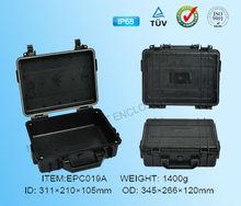 IP68 ABS plastic waterproof instruments tool case