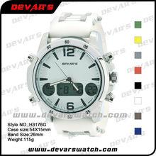 funky cheap digital watch men silicone wrist montre de luxe