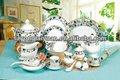 Porcelana vajilla de uso diario utensilios