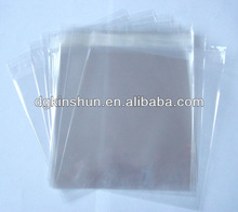2015 newest Cello bags to fit an A5 card & envelope,square bag