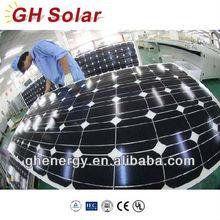 New Product 50W Monocrystalline Solar Panel Price India PV Module
