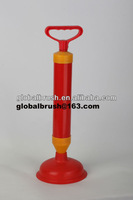 supply bathroom products Vacuum plunger/toilet PVC plunger #2222