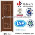 cuarto de baño de madera de la puerta del euro imágenes de diseño de pvc puerta de madera
