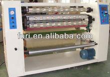 BOPP Jumbo Roll Adhesive Tape Slitting Machine/Cellophane Tape Cutting Machine/Gum Tape Making Machine