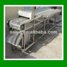 hot sale stainless steel Chicken paw cutting machine 0086-18638277628