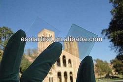 12V 100W transparent solar panel