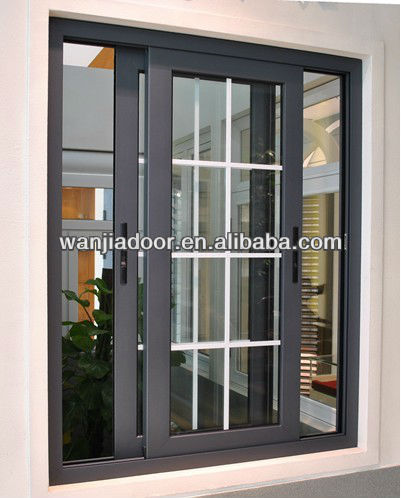 Modern window grill design view modern window grill design wan jia product details from foshan - Modern window grills design ...