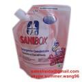 Envases de plástico / líquido bolso / de plástico de detergente para la ropa bolsa