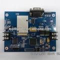 Circuito de controle e sistemas de comunicação para o acesso de monitoramento remoto