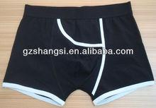 Sexy men underwear boxer with pocket